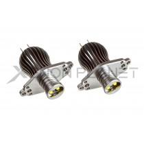 BMW 3 Series E90 E91 Facelift 20W CREE LED Angel Eyes Bulbs