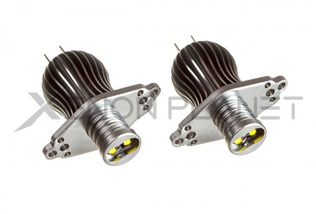 BMW 3 Series E90 E91 Facelift 20W CREE LED Angel Eyes Bulbs