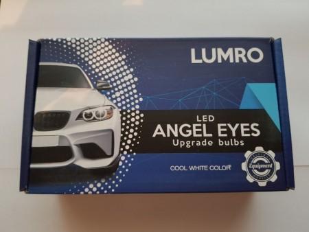 BMW E60 E61 Facelift 20W CREE LED Angel Eyes Bulbs