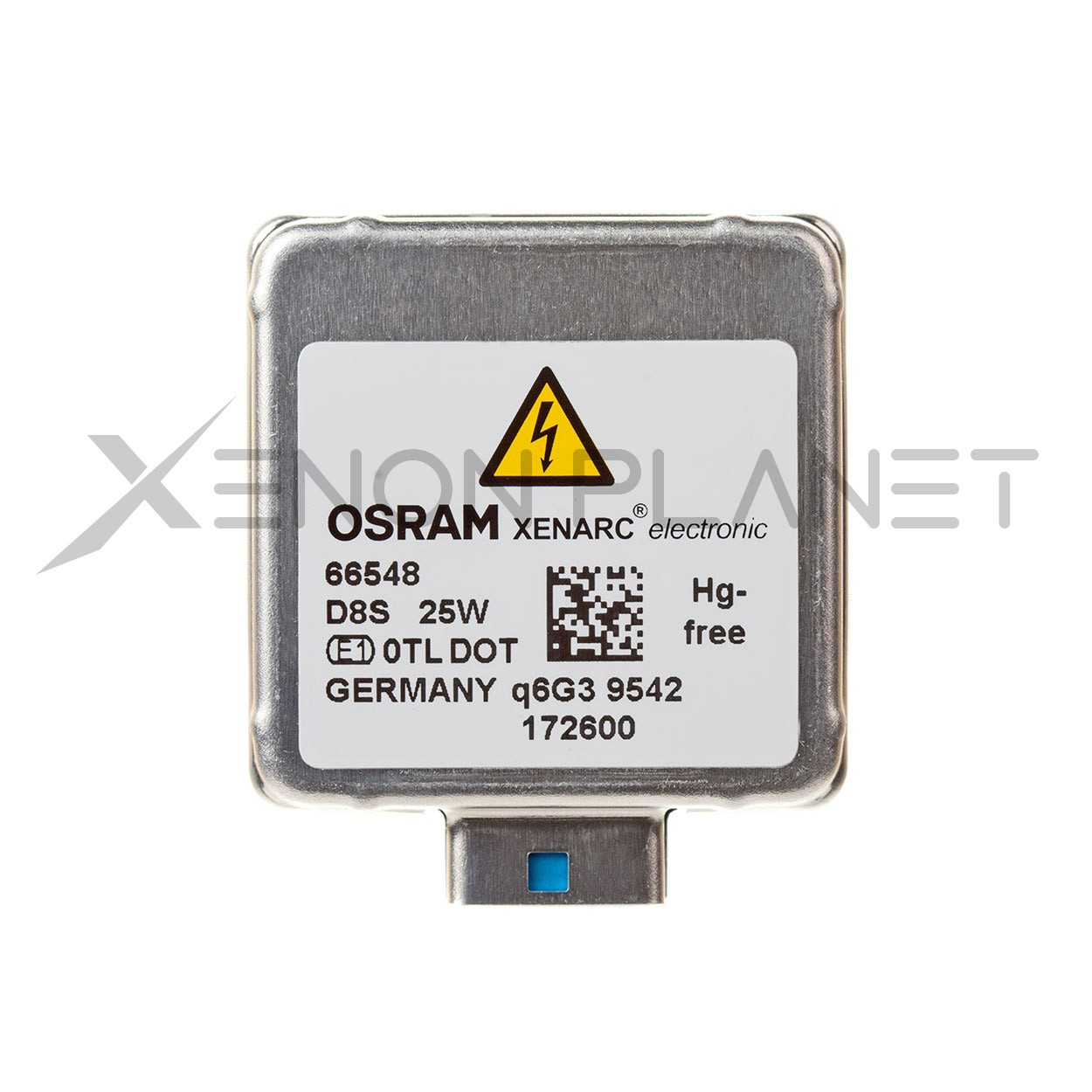 Osram Xenarc D8s 66548 Hid Headlight Bulb Xenon Planet