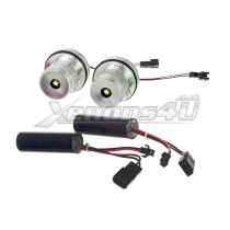BMW 20W CREE LED Angel Eyes Bulbs