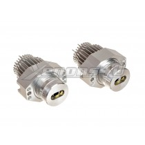 BMW E90 E91 Pre-Facelift 20W CREE LED Angel Eyes Bulbs