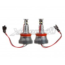 BMW H8 20W CREE LED Angel Eyes Bulbs